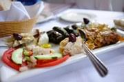 eat like local in taverns of Halkidiki