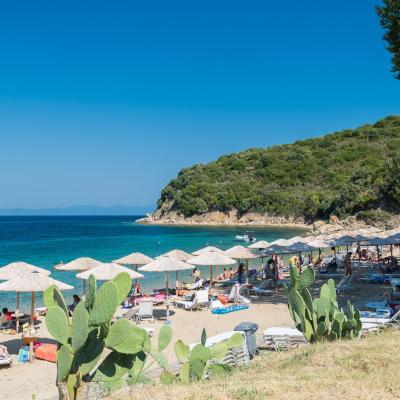Sithonia beaches - a photographic trip