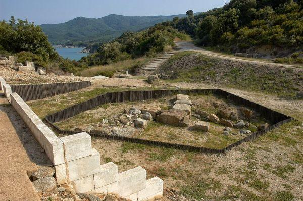 Τα αρχαία Στάγειρα
