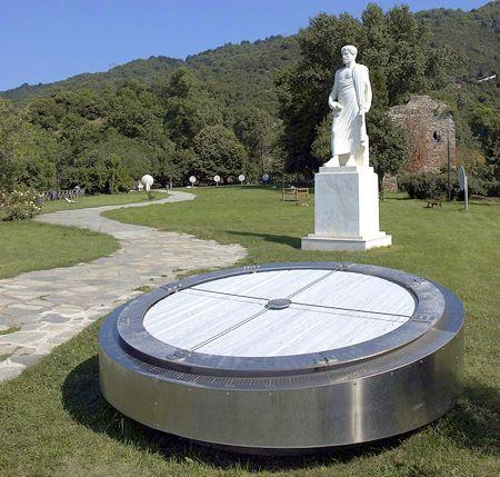 Το πάρκο του Αριστοτέλη