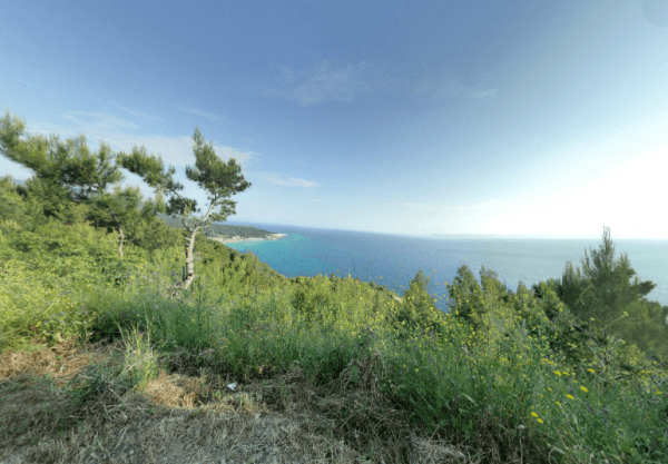Platanitsi beach | Virtual tour