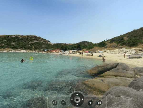Klimataria beach 2 | Virtual tour