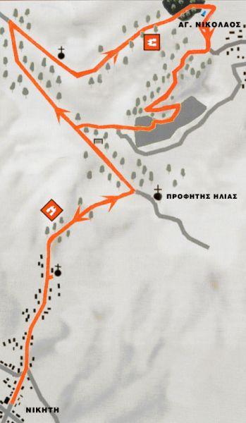 Profiti Ilia Route