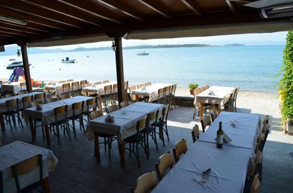 Restaurant -Gorgona Vourvourou