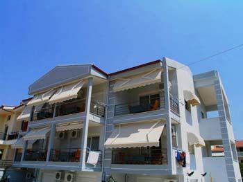 Adam's Siesta apartments Νικήτη