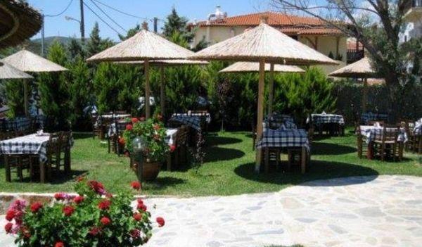 Εστιατόριο Ammos Kalamitsi