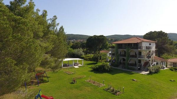 Aegialis Apartments (Dimitros)